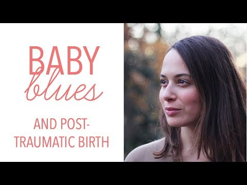 Postpartum Mindset // How to Process Your Birth & Overcome the Baby Blues