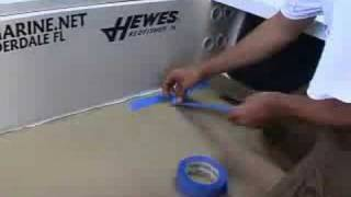 Marine Flooring Installation Video