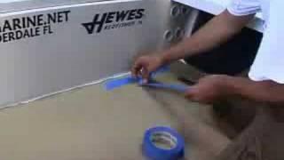 Marine Flooring Installation Video