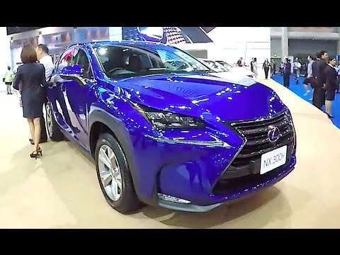 new lexus nx 300h 2016 2017 dark blue youtube. Black Bedroom Furniture Sets. Home Design Ideas