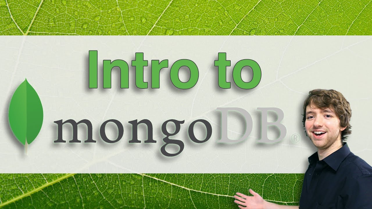 Intro to MongoDB - Caleb Curry