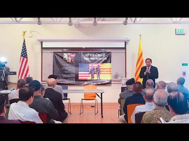 """Hà Mai Việt: """"Việt Nam & Hoa Kỳ Trong Chiến Tranh Lạnh"""""""