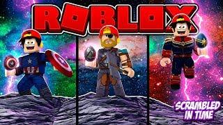 ROBLOX - EGG HUNT 2019, UNLOCKING THE AVENGERS END GAME EGGS!!
