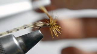 Hook→Gamakatsu B11-BT #18 Thread→TMC 16/0Thread+ (Brown) Tail→Coq d...
