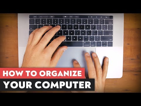 The Best Way to Organize Your Computer Files