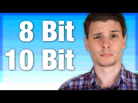 8 Bit Vs 10 Bit Color: What's The Difference?