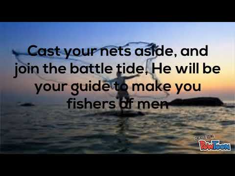 Fishers of men Lyrics