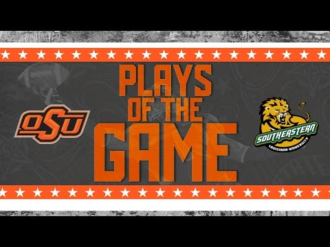 Cowboy Football Plays of the Game: Southeastern Louisiana