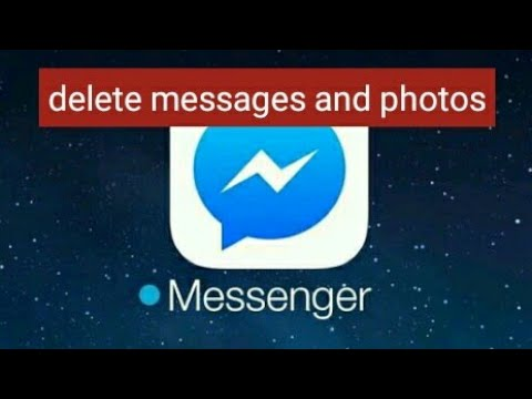 messenger how to delete contact