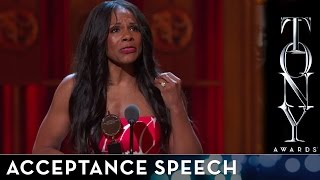 2014 Tony Awards - Audra McDonald - Best Performance by an Actress in a Leading Role in a Play