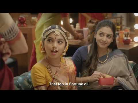 Fortune Oil Ad in Hindi HD