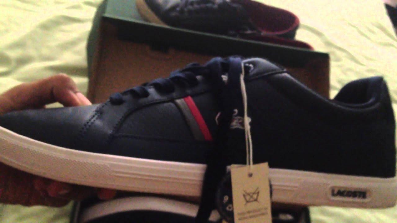 Zapatos Lacoste Originales Precio