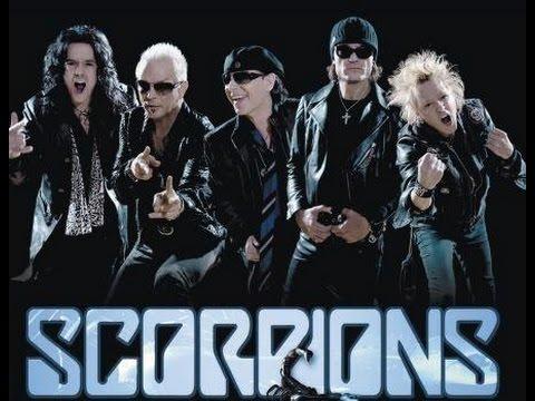 Top 20 Scorpions Songs