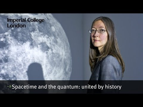 Spacetime and the quantum: united by history
