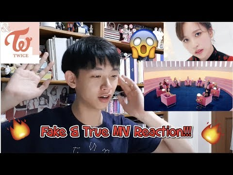 Twice Fake True Reaction Twice Is Killing The Grown Concept