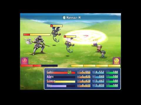 RPG Maker MV Test Classes: Polymath |