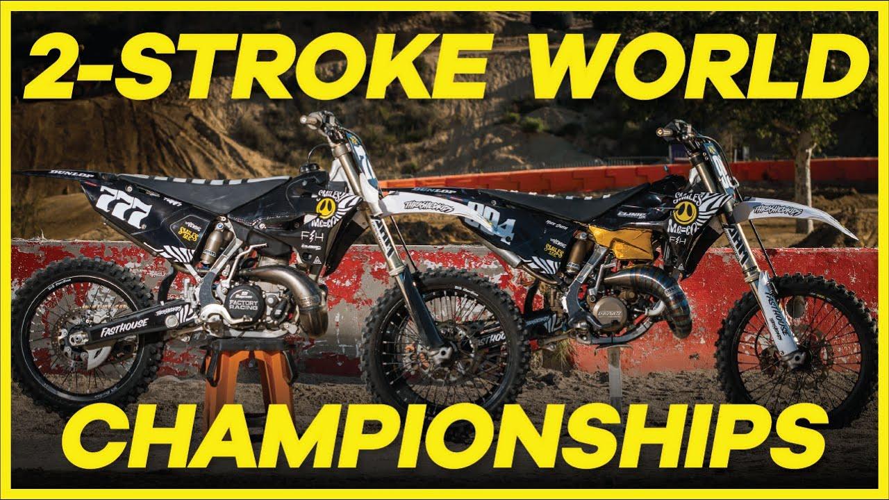 Wiseco 2-Stroke World Championship!
