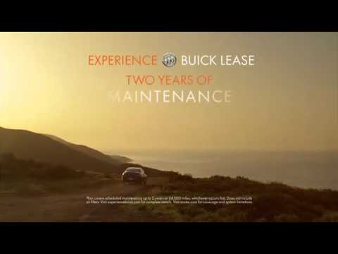 Experience Buick  - A New Lease on Luxury