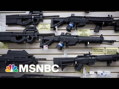Texas' Gun Bill 'Would Be Laughable-Insane If It Wasn't So Dangerous'