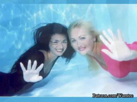 Wetlook Fashions Underwater