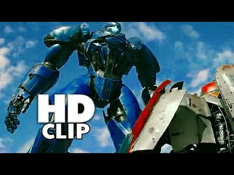 PACIFIC RIM 2 Movie Clip – Scrapper vs November Ajax (2018) John Boyega Uprising  Movie clip HD