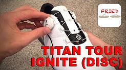 Puma TitanTour Ignite Golf Shoes w/ Disc Technology
