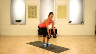 Beginner Strength Workout | Strength Training Routine | Fit How To