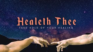 Healing Series   Hold on to His Promises   Ps Yuan Miller   Victory Church Brisbane   16-05-2021