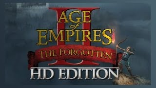 Скачать Age Of Empires 2 HD The Forgotten Overview