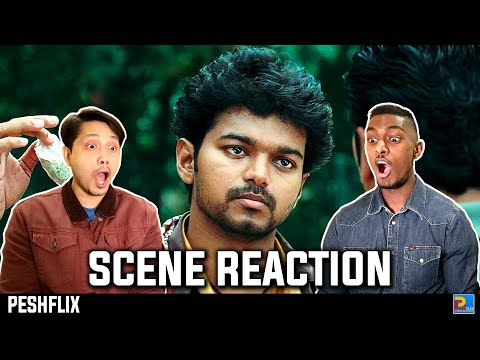 Pokkiri Mass Scene Reaction | Vijay | PESHFlix Entertainment