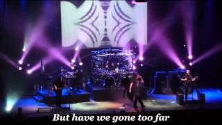 Dream Theater - The Great Debate ( Live ) - with lyrics