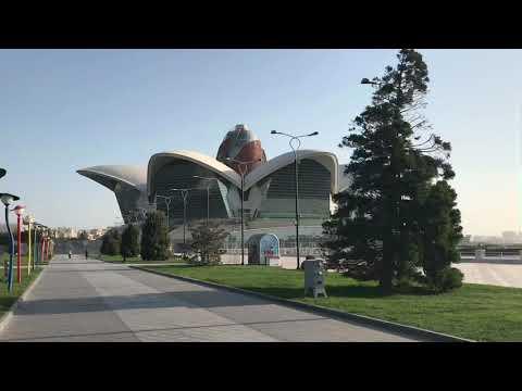 Baki, Bakı Bulvar Caspian Waterfront Mall  2018-ci il Sentyabr ayı