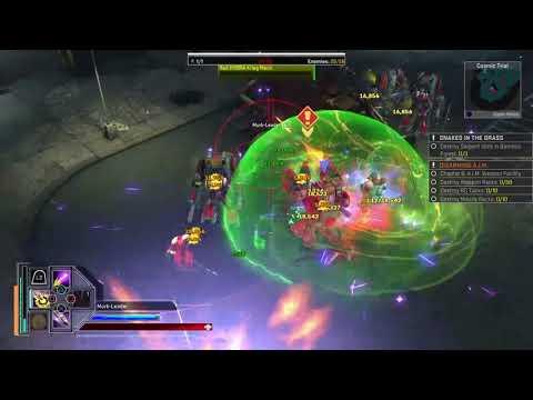 Marvel Heroes: Hawkeye Cosmic Trial