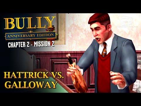 Bully: Anniversary Edition - Mission #16 - Hattrick vs. Galloway