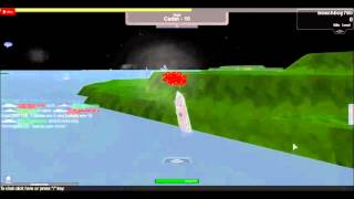 ROBLOX BattleShip Wars