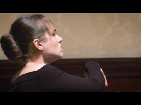 """Anna Tsybuleva plays Robert Schumann """"Symphonic Etudes"""", Op.13"""