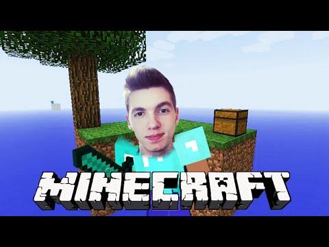 Minecraft: NOVA SÉRIE - SKYBLOCK! - #01