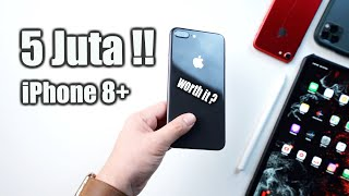 iPhone 8 Plus di Tahun 2020, masih Layak ?