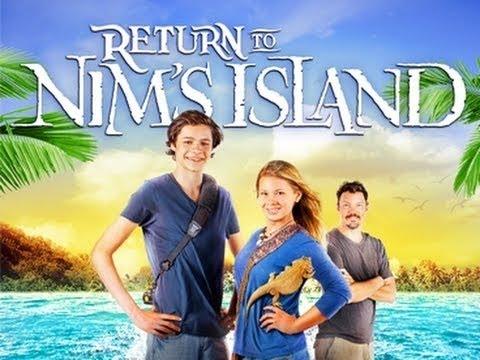 Return To Nims Island Trailer