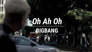 Oh Ah Oh;  BIGBANG / Español