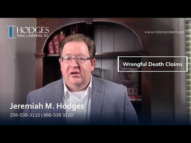 Wrongful Death | Hodges Trial Lawyers