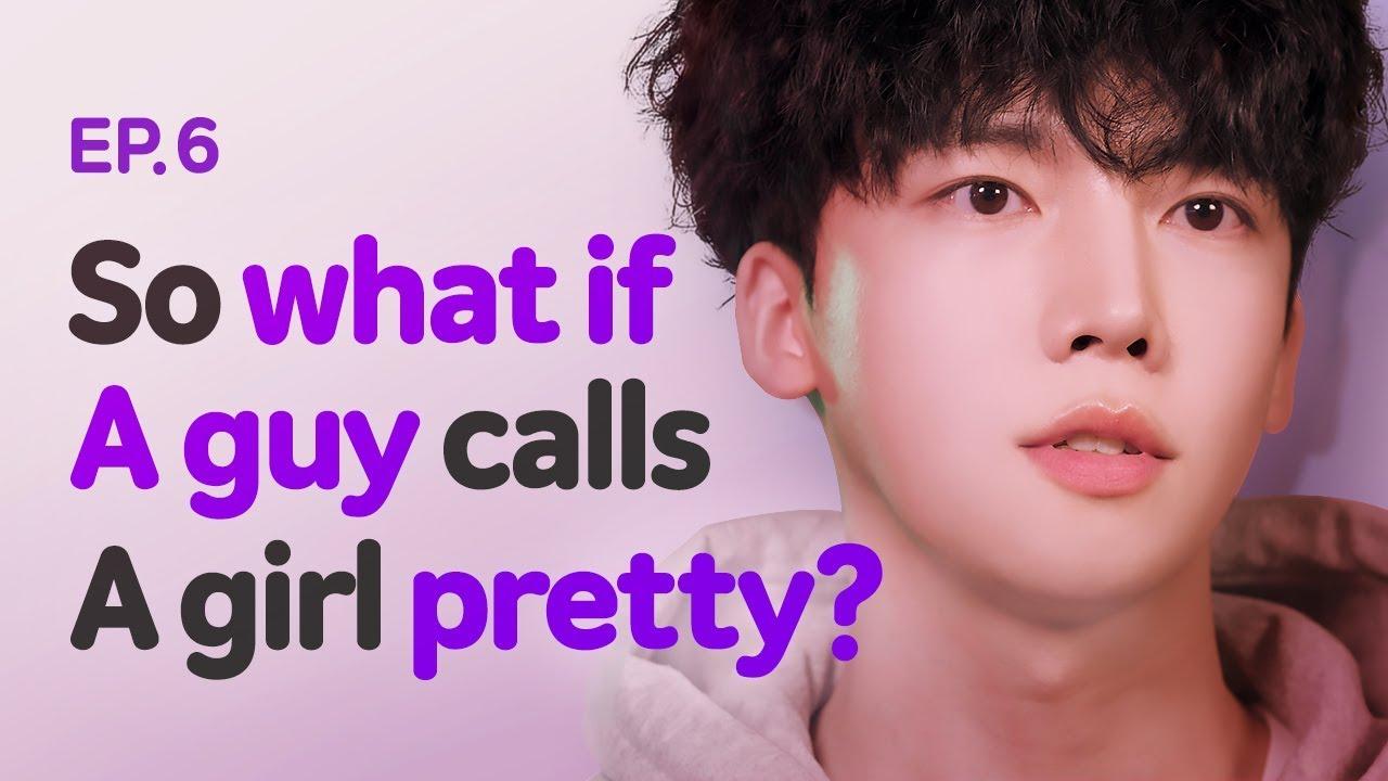 5a194f37f010 So What If A Guy Calls A Girl Pretty? | Luv Pub | Season 1 - EP.06 (Click  CC for ENG sub)