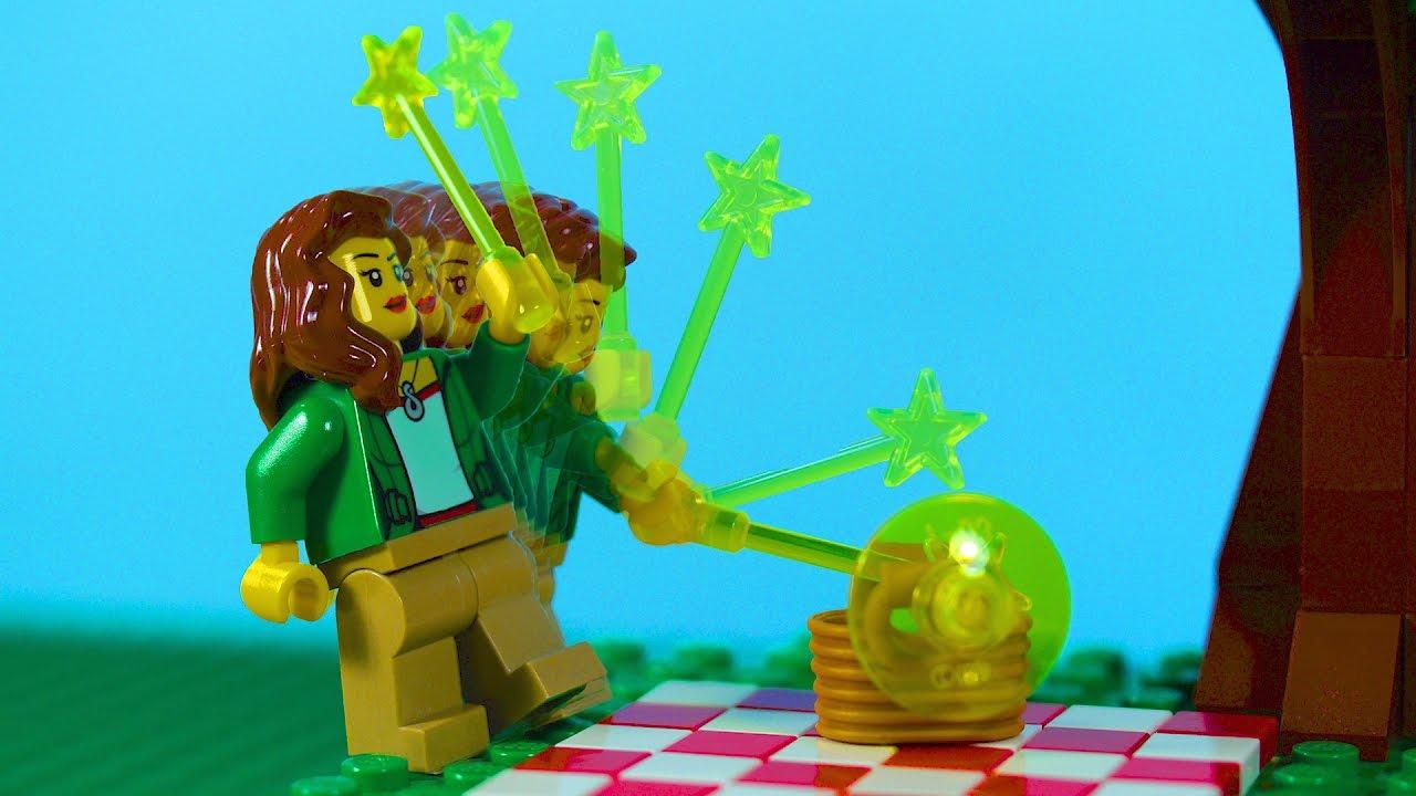 How To Brickfilm  Lego Stopmotion Animation Tutorial