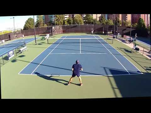 Former World No 1 Player at 2017 Colorado State Open - Senior Tennis