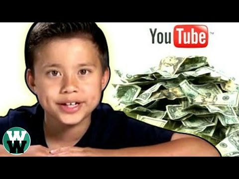10 Craziest Ways Kids Are making Millions of Dollars