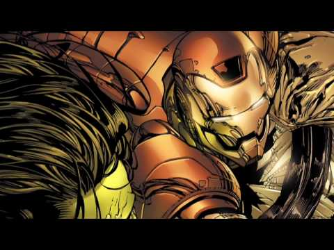 Marvel Hotline: Bendis on Disassembled Mp3