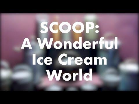 SCOOP: A Wonderful Ice Cream World | Short Film @ #BMoFscoop