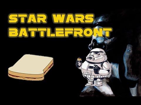 Звёздные Войны: Бутерфронт, Стрелялки, Хаос, Бутеры