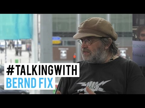 HACKER ETHICS #talkingwith Bernd Fix