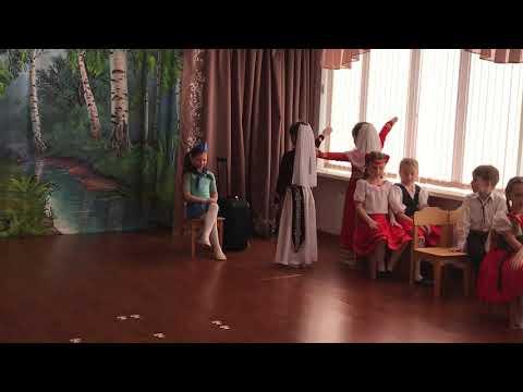Армянский танец Тавих в детском саду